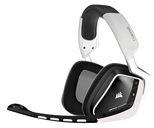 Corsair Void Wireless RGB Gaming Headset, Weiß