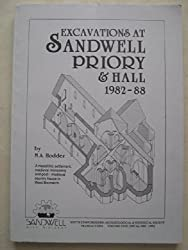 Excavations at Sandwell Priory and Hall, 1982-88 (South Staffordshire Archaeological and Historical Society Transactions)