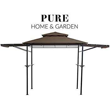 leco grillpavillon gr e 225 x 160 cm. Black Bedroom Furniture Sets. Home Design Ideas
