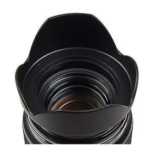 SODIAL(TM) 58mm Pare-soleil Capot pour objectif pour Canon Rebel XT XS XTi XSi T1i