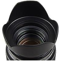 SODIAL(TM) 58mm Parasol de Objetivo para Canon Rebel XT XS XTi XSi T1i