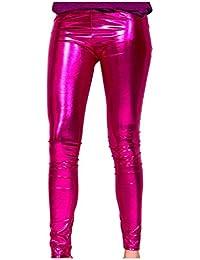 Folat 61719 Party Leggings Metallic