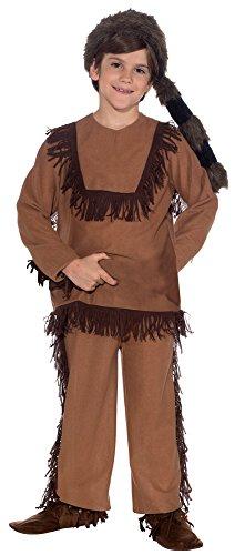 Forum Novelties Davy Crockett Child's Costume, Small