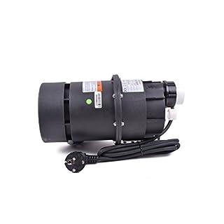 Whirlpool blower, black