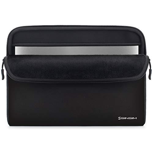 SINSIM 14 Zoll Laptop Sleeve Hülle Case Bag Tasche für 15