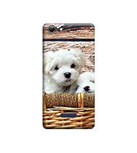 EPICCASE Premium Printed Back Case Cover With Full protection For Micromax Canvas Selfie 3 Q348 (Designer Case)