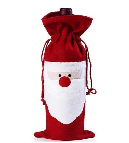 Nabati Natale bottiglia di vino sacchetto regalo di Natale sacchetto regalo 1PC