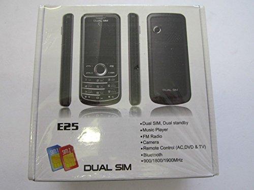 ntsperrt Handy e25-camera für CDMA, Video, MP3-+ Netz ()