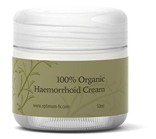 Foto de Crema Para Las Hemorroides Hecho Con Ingredientes Naturales y Orgánicos 50 Mililitro
