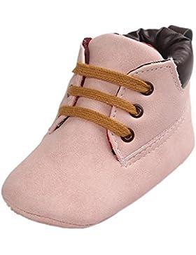 Primeros pasos para Bebé niña niño, Amlaiworld Zapatos de bebé niña niño infantil niña niño zapatos 0-18 Mes