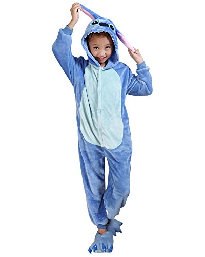 Molly-Pyjama-Pour-Enfants-Cartoon-Cosplay-Costumes-Onesie-Animaux-Nol-Siamois