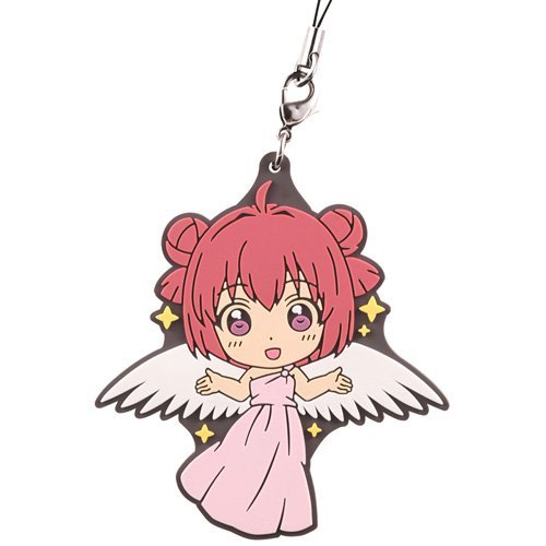 Red Rubber Strap (K hero award rubber strap red seat light single item that came back Yuri that most so-called lottery (japan import))