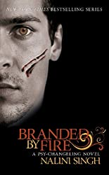 Branded by Fire: The Psy-Changeling Series (Psy-Challenging Book 6)
