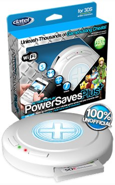 3DS Action Replay Powersaves PLUS L E  inkl  Wi-Fi Connectivity [Import  allemand]