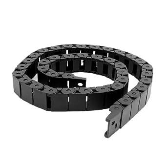 15 mm x 20 mm-Machine Towline de transport en plastique pour câble de frein - 103 cm