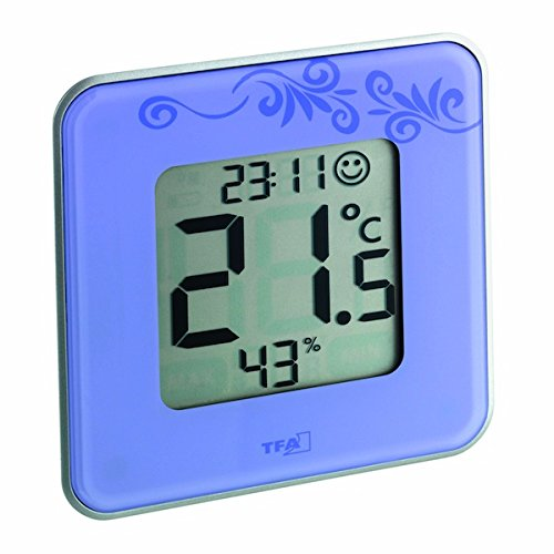 TFA Dostmann digitales Thermo-Hygrometer Style 30.5021.11