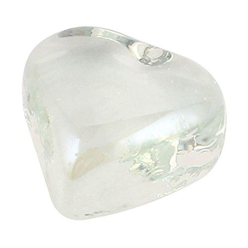 uxcell jarrón Acuario plástico Polígono Cristal Piedras Decoración