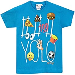 Emoji - Camiseta para niño - Emoji - 5 - 6 Años