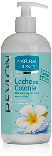 Natural Honey Eau de Cologne Lotion Corporelle avec du Doseur
