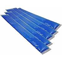 MC24 Kalt Warm Kompresse, Gel, Mikrowellen geeignet, 7,5x52 cm, 5 St. preisvergleich bei billige-tabletten.eu