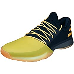 adidas Harden Vol 1 Hombres Zapatillas de Deporte/Zapatos de baloncesto-Black-42
