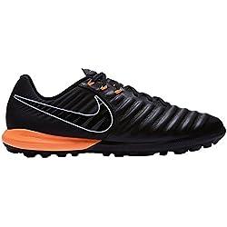 Nike Lunar Legendx 7 Pro TF, Zapatillas de Deporte para Hombre, (Black/Total Orange-B 080), 45.5 EU