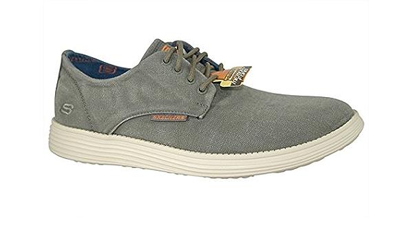 perder incrementar Chillido  Skechers Status Borges 64629: Amazon.co.uk: Shoes & Bags