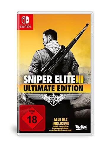 Sniper Elite 3 ULTIMATE EDITION - [Nintendo Switch]