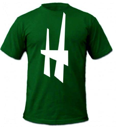 MAKZ - T-shirt de sport - Femme vert bouteille