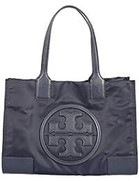 f80f9664cbd4 Tory Burch Women s 45211405 Blue Polyamide Handbag