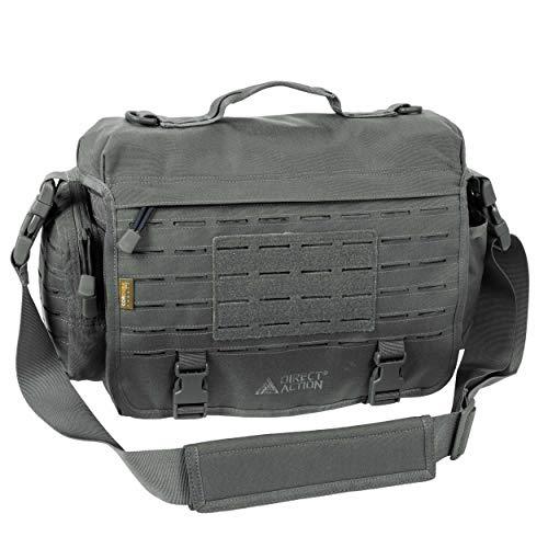 Direct Action MK II Messenger Laptop Akten Office Bag Tasche Urban Grey -