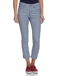 wizard jeans Women's Lyndy Crop Skinny Jeans