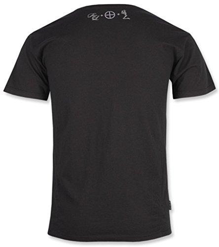 "RELIGION Clothing Herren T-Shirt Shirt ""CIRCUS"" Schwarz"