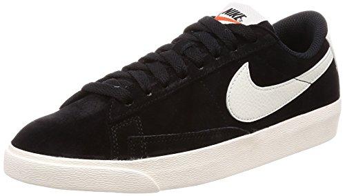 Nike Wo Blazer Low, Damen Gymnastikschuhe, Schwarz (Black/Sail/Sail 006), 40.5 EU