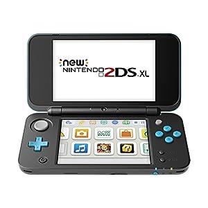 Nintendo New 2DS XL Schwarz/Türkis (2DS)