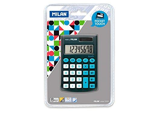 Blister calculadora 8 dígitos Pocket negra