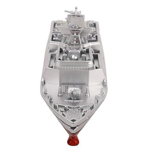 ARDUTE 3318 2.4G Fernbedienung Boot Mini Electric Sport RC Boot Schiff wasserdicht wiederaufladbar für Kinder Kid Toy - Silber -
