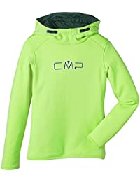 CMP – F.lli Campagnolo Sweat Hoodie - Sudadera para niña, color rana, talla 116