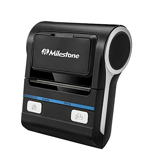 80 mm Impresora térmica Bluetooth recibo iOS Android