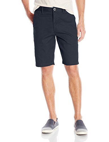 Volcom Herren Short Frckn Mdrn Strch Sht Chino, Dark Navy, 34