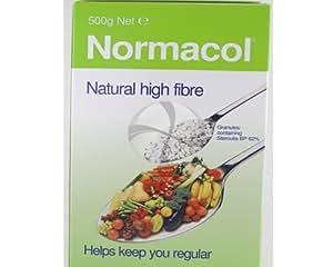 Normacol Natural High Fibre 500g: Amazon.co.uk: Garden ...