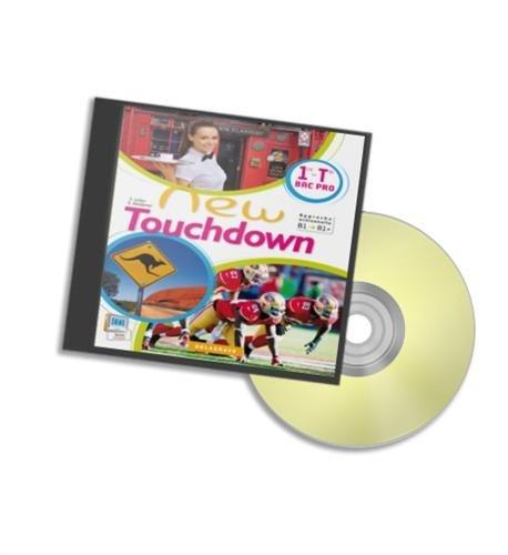 New touchdown 1e Term Bac Pro (1CD audio)