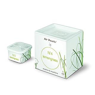 ipuro air pearls no. 4 lemongrass capsule, 1 Box (2 x Kapseln)