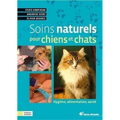 Soins naturels pour chiens et chats