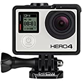 GoPro HERO4 Black Music Edition - Videocámara deportiva (12 Mp, Wi-Fi, Bluetooth, sumergible hasta 40 m)