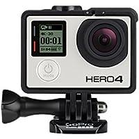 GoPro HERO4 Black Music Actionkamera (12 Megapixel, 41,0 mm x 59,0 mm x 29,6 mm)