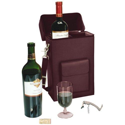 brookstone-royce-leather-connoisseur-wine-carrier-burgundy