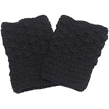 ZARU Recta del tubo del cordón Medias Mujer Botas Calcetines