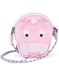 Einhorn Mädchen Reißverschluss Plüsch Geldbörse Portemonnaie Mini Handtasche ZP