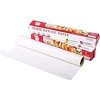 JIAWEI Doble Cara De Aceite De Silicona Hornear Papel, Pastel De Pizza De Galletas De Molde Antiadherente Anti-Papel(:5m-2pcs